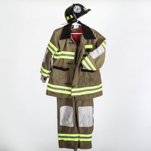 fireman uniform costume