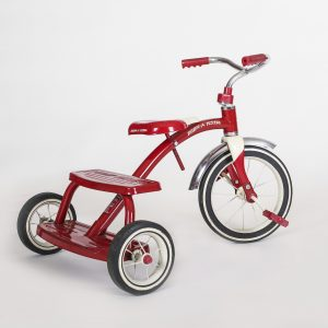 Radio flyer red tricycle rental