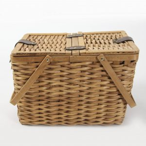 Picnic Basket Prop Rental