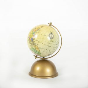 mini globe prop