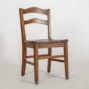 Basic wooden chair
