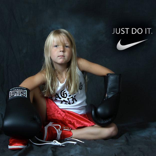 just do it boxer photography