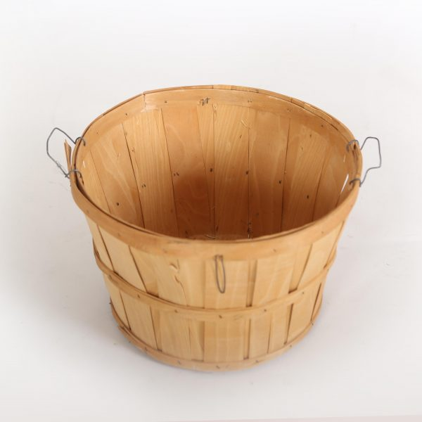 large apple pickingbasket