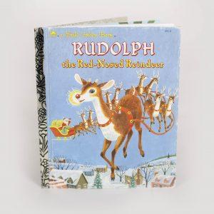 rudolf little golden book