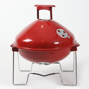 mini red barbecue grill