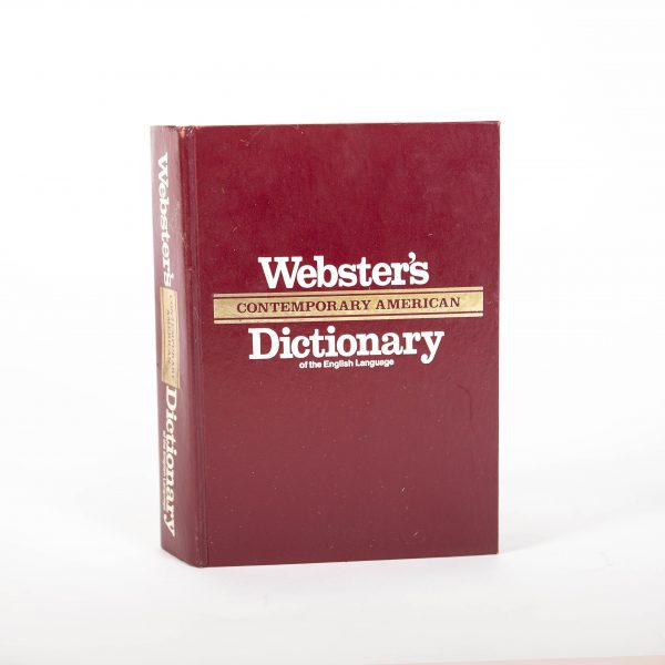 dictionary back to school photo prop