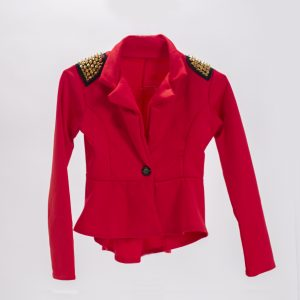 Red Circus Jacket