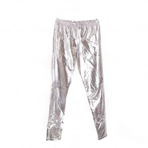 Silver Leggings costume rental