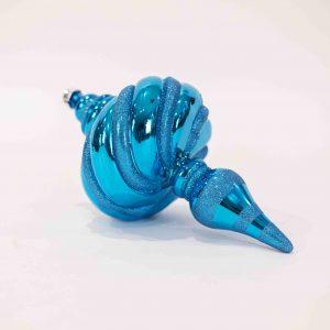 blue ornament prop