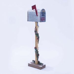 letters to santa mailbox prop