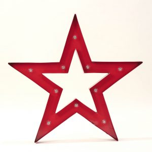 big red star prop