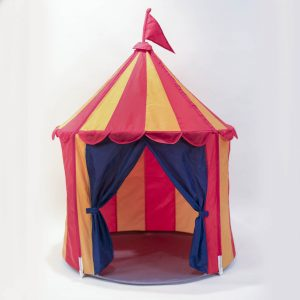 big top tent circus prop