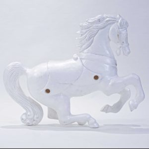 carousel horse prop